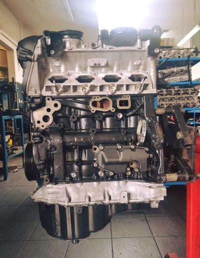 regeneracja silników diesla piła